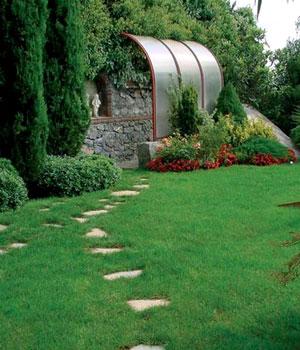 Konu bahçe düzenleme örnekleri