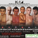 K-1 World Gp İstanbul 2010 Intercity Ring Masters Olympia - Normal