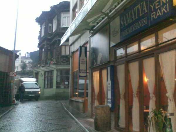 SAMATYA PARK MEYHANESİ - Fatih
