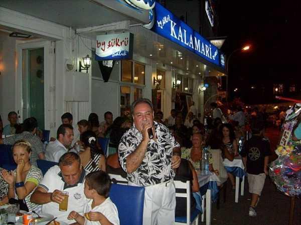 By Şükrü Balık Restaurant Büyükada - Adalar