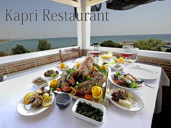 Kapri Restaurant - Adalar