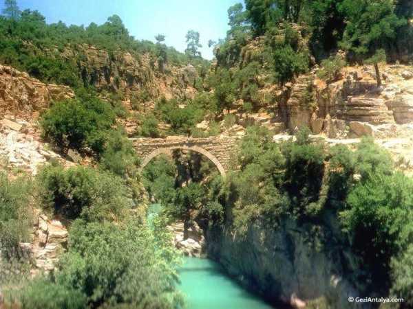 Köprülü Kanyon Millî Parkı - Manavgat