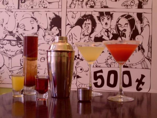 500t Cafe & Bar - Beyoğlu