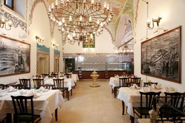 Bab-ı Hayat Osmanlı Mutfağı - Fatih