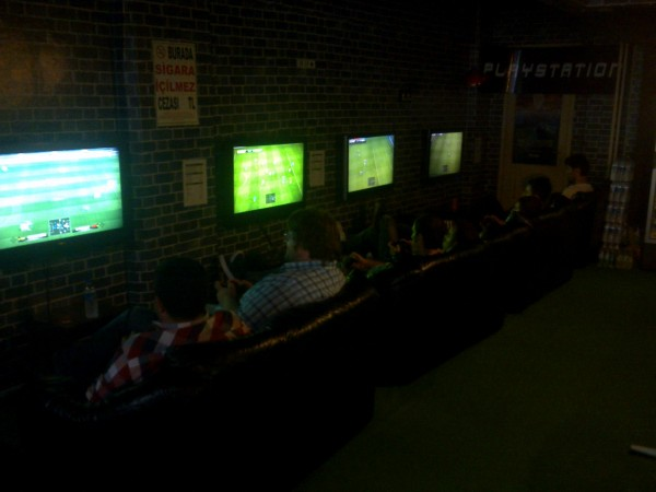 BARCA PLAYstation CAFE PS3 - PS4 OYUN SALONU - Şişli
