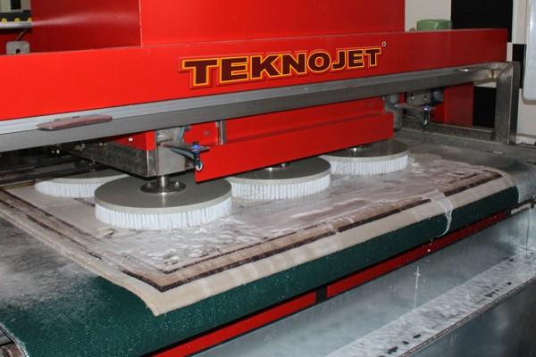 Otomatik Halı Yıkama Sıkma Makinası Teknojet - Bornova