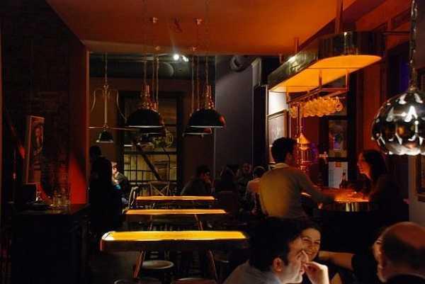 Kafe Pi Asmalimescit Lounge - Beyoğlu