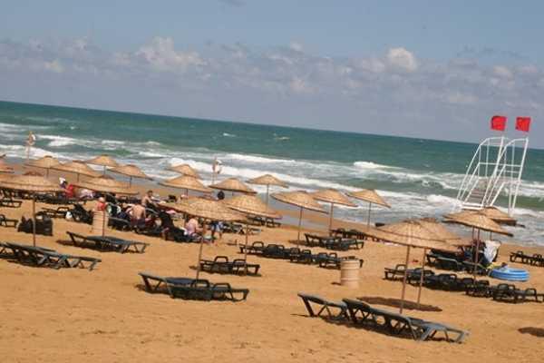 Burç Beach - Sarıyer