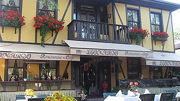 Leonardo Restaurant - Beykoz