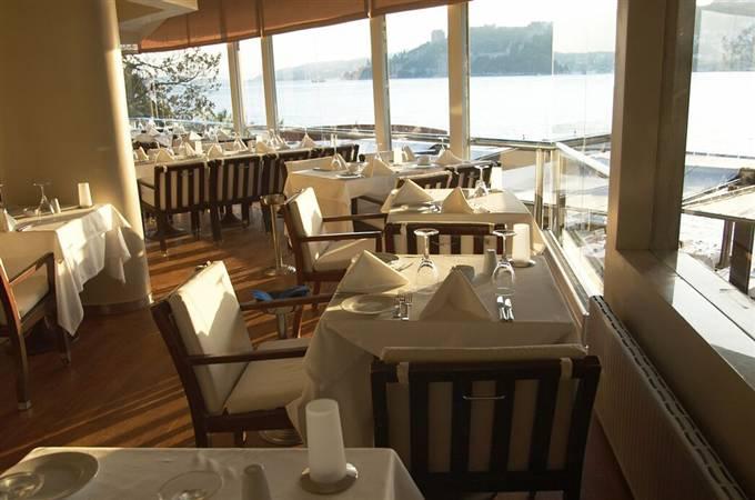 Lacivert Restaurant - Beykoz
