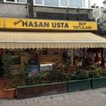 Bolulu Hasan Usta, Mecidiyeköy