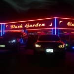 Black Garden Cafe Restaurant