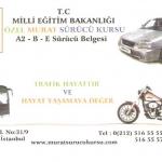 Özel Murat Motorlu Taşıtlar Sürücü Kursu