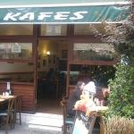 Kafes Restaurant Ortaköy