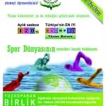 Tozkoparan birlik spor yüzme