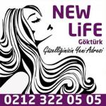New Life Göktürk Güzellik ve Kuaför - Saç Hizmetleri, Manikür Pedikür Lazer Epilasyon Cilt Bakım