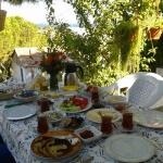 Elvanelvan Kahvaltı Bahçesi