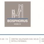 BOSPHORUS MOBİLYA