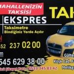 KAYSERİ TAKSİ EKSPRES