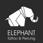 ELEPHANT TATTOO PIERCING