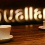 Muallak fal cafe