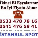 Arnavutköy İkinci El Eşya Alanlar =0533 478 78 16= Spot Eşya Alım Satım