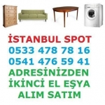 BAHÇELİEVLER SİYAVUŞPAŞA İKİNCİ EL EŞYA ALANLAR 0541 476 59 41