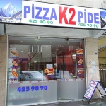 K2 Pizza Pide