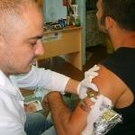 Tamer Güleryüz Tattoo