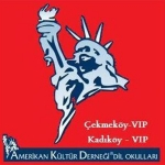 Amerikan Kültür Derneği Dil Okulları Çekmeköy  Vıp