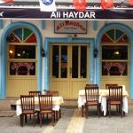 Ali Haydar'ın Yeri
