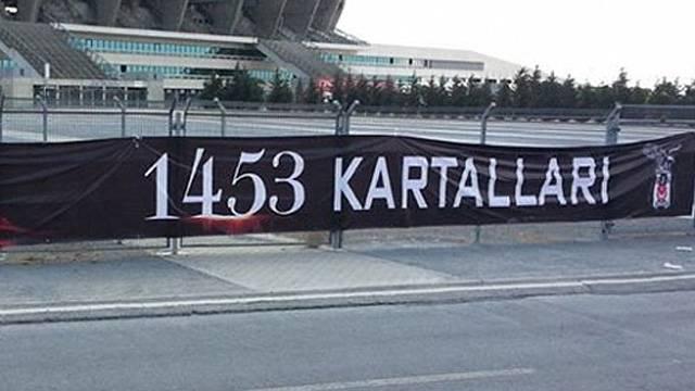 1453 Kartalları'nın tribün lideri konuştu