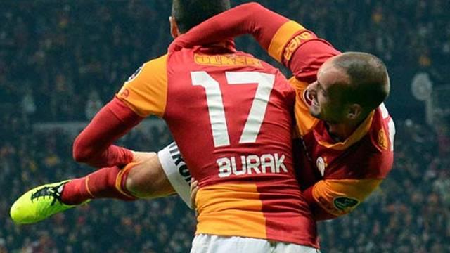 Sneijder'den Burak Yılmaz ve kavga açıklaması!