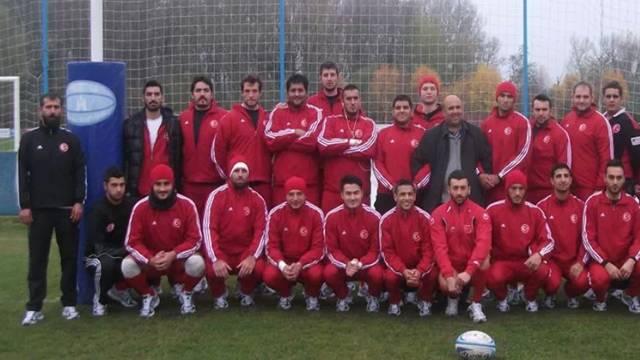 Türkiye Ragbi Milli Takımı'nın büyük başarısı