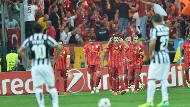 Galatasaray Juventus maçının oranları
