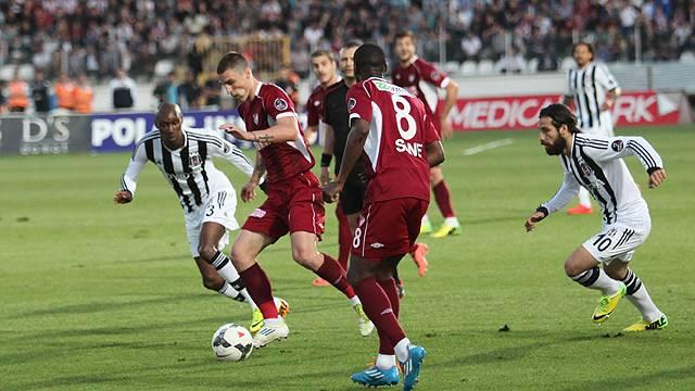 Beşiktaş 1-0 Elazığspor Maçı Geniş Özeti ve Golü SB Elazığ-BJK 0-1