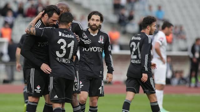 Beşiktaş 1-1 Gençlerbirliği Maçı Geniş Özeti ve Golleri BJK-GB
