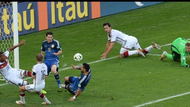 Almanya 1-0 Arjantin Maçı Geniş Özeti ve Golü - Dünya Kupası Final