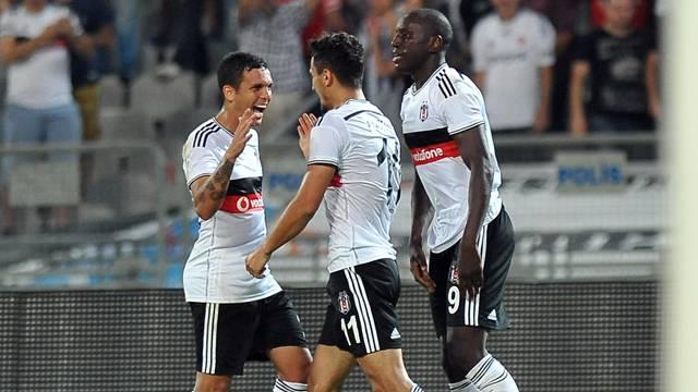 Beşiktaş 3-1 Feyenoord Maçı Geniş Özeti ve Golleri