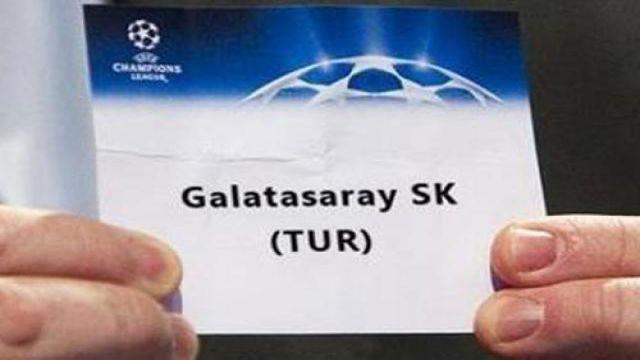 Galatasaray'ın grubu belli oldu!