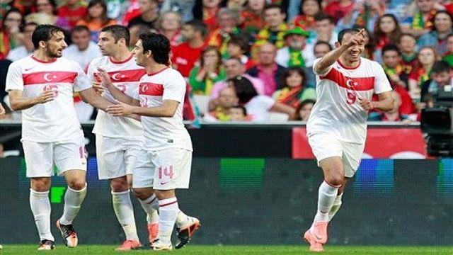Türkiye - Estonya maçı biletleri satışta..!
