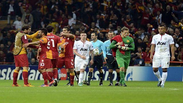 Galatasaray tarihinde bir ilk!
