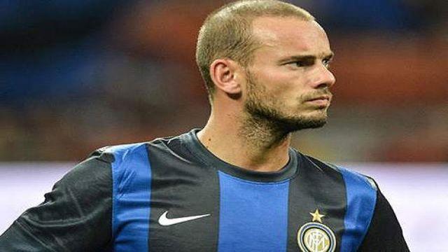 Sneijder'den flaş açıklama..!