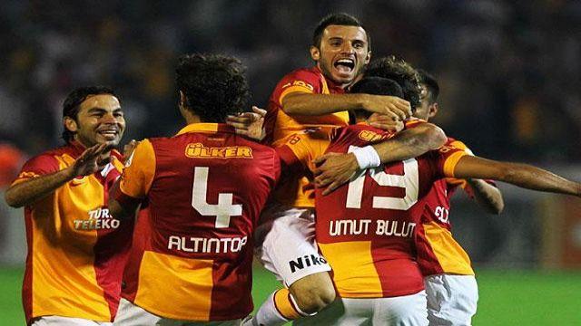 İşte Galatasaray'ın derbi 11'i!