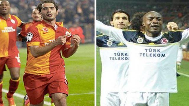 Galatasaray ve Fenerbahçe ülke puanını uçurdu