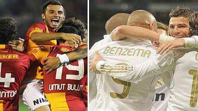 Real Madrid - Galatasaray maçı hangi kanalda ne zaman?