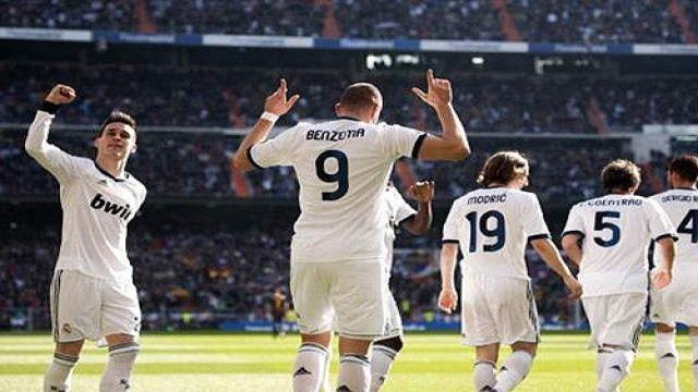 İşte Real Madrid'in Galatasaray kadrosu!