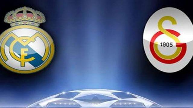 Real Madrid Galatasaray maçı hangi kanalda?