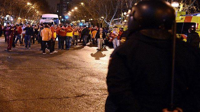 Maç sonu Madrid karıştı!