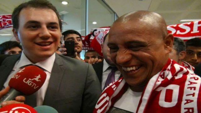 Roberto Carlos, İstanbul'da!
